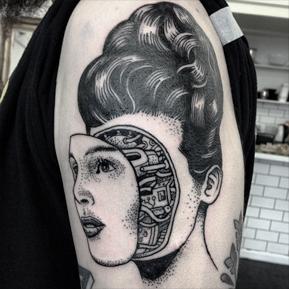 Odisy tattoo